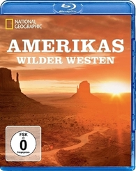 National Geographic - Amerikas Wilder Westen (1 Blu-ray)