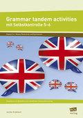 Grammar tandem activities mit Selbstkontrolle 5-6