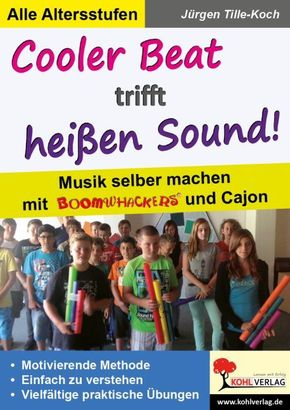 Cooler Beat trifft heißen Sound!, m. Audio-CD