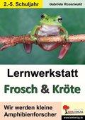 Lernwerkstatt Frosch & Kröte