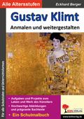 Gustav Klimt ... Anmalen und weitergestalten