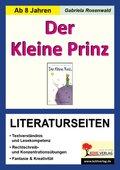 """Antoine de Saint-Exupéry """"Der Kleine Prinz"""", Literaturseiten"""
