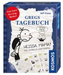 Gregs Tagebuch - Heissa Mama! (Kartenspiel)