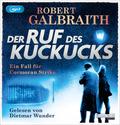 Der Ruf des Kuckucks, 3 MP3-CDs