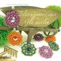 Blütenzauber aus Glasperlen