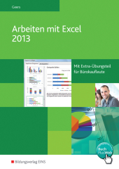 Arbeiten mit Excel 2013