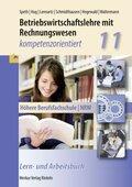 Betriebswirtschaftslehre mit Rechnungswesen, kompetenzorientiert, Höhere Berufsfachschule NRW: Klasse 11