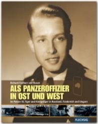 Als Panzeroffizier in Ost und West