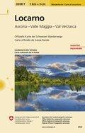 Landeskarte der Schweiz Locarno