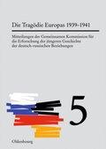 Mitteilungen der Gemeinsamen Kommission für die Er: Mitteilungen der Gemeinsamen Kommission für die Erforschung der jüngeren Geschichte der deutsch-russischen Beziehungen; Band 5 - Bd.5