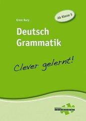 Deutsch Grammatik - Clever gelernt!