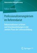 Professionalisierungskrisen im Referendariat