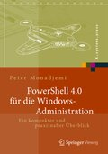 PowerShell 4.0 für die Windows-Administration