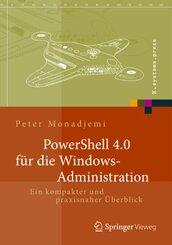 PowerShell 4.0 für die Windows-Administration