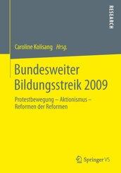 Bundesweiter Bildungsstreik 2009