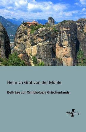 Beiträge zur Ornithologie Griechenlands