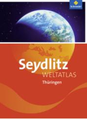 Seydlitz Weltatlas (2013): Thüringen