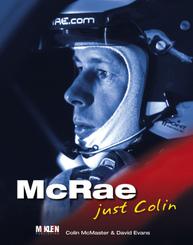 McRae just Colin