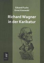 Richard Wagner in der Karikatur
