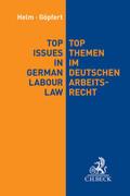 Top issues in German Labour Law - Die wichtigsten Begriffe im deutschen Arbeitsrecht
