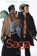 Saga, English edition - Vol.1
