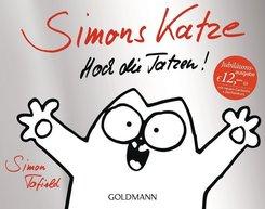 Simons Katze - Hoch die Tatzen!