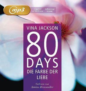 80 Days - Die Farbe der Liebe, 1 MP3-CD