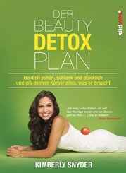 Der Beauty Detox Plan