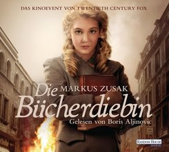 Die Bücherdiebin, 6 Audio-CDs