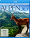 Alpen 3D - Das Paradies Europas, 1 Blu-ray