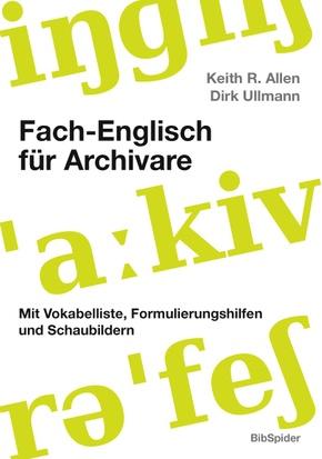 Fach-Englisch für Archivare, m. CD-ROM