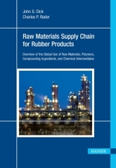 Raw Materials Supply Chain to Rubber Products