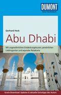 DuMont Reise-Taschenbuch Reiseführer Abu Dhabi