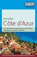 DuMont Reise-Taschenbuch Reiseführer Côte d' Azur