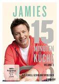 Jamies-15-Minuten-Küche, 2 DVDs - Vol.2