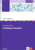 Klausurtraining: Frank Wedekind 'Frühlings Erwachen'