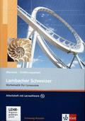 Lambacher-Schweizer, Ausgabe Schleswig-Holstein: Oberstufe - Einführungsphase, Arbeitsheft mit CD-ROM