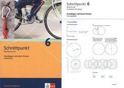 Schnittpunkt Mathematik, Ausgabe Nordrhein-Westfalen, Neubearbeitung: Schnittpunkt Mathematik 6. Differenzierende Ausgabe Nordrhein-Westfalen