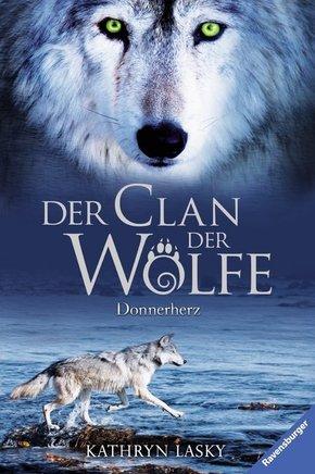 Der Clan der Wölfe - Donnerherz