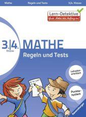 Mathe 3./4. Klasse, Regeln und Tests