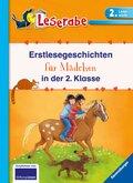 Erstlesegeschichten für Mädchen in der 2. Klasse - Leserabe 2. Klasse - Erstlesebuch für Kinder ab 7 Jahren