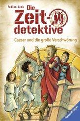 Die Zeitdetektive - Caesar und die große Verschwörung