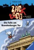Zac & Co - Die Falle am Brandenburger Tor
