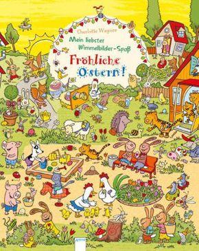 Mein liebster Wimmelbilder-Spaß - Fröhliche Ostern!