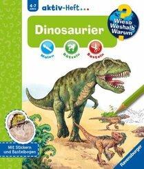 Dinosaurier - Wieso? Weshalb? Warum? aktiv-Heft