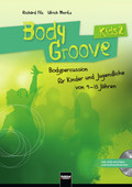 BodyGroove Kids 2, m. CD-ROM