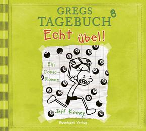 Gregs Tagebuch - Echt übel!, 1 Audio-CD