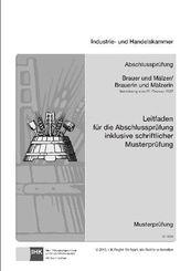 PAL-Musteraufgabensatz - Abschlussprüfung - Brauer und Mälzer / Brauerin und Mälzerin