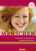 Menschen - Deutsch als Fremdsprache: Vokabeltaschenbuch; A1