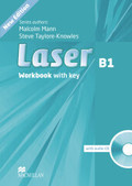 Laser B1, Third Edition: Workbook w. Audio-CD and Key